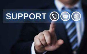 خدمات پشتیبانی IT و نگهداری شبکه