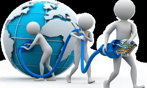 راه اندازی و پشتیبانی شبکه IT