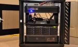 نصب و راهاندازی اتاق سرور
