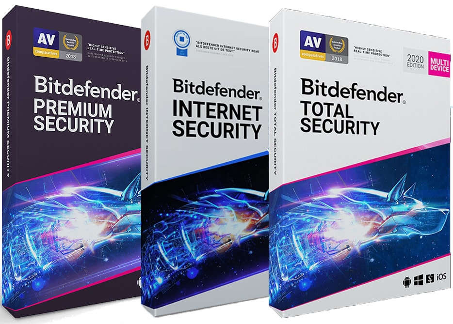 Bit-defender Total Security 2020